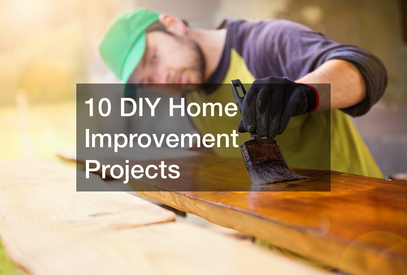 DIY home improvements for beginners